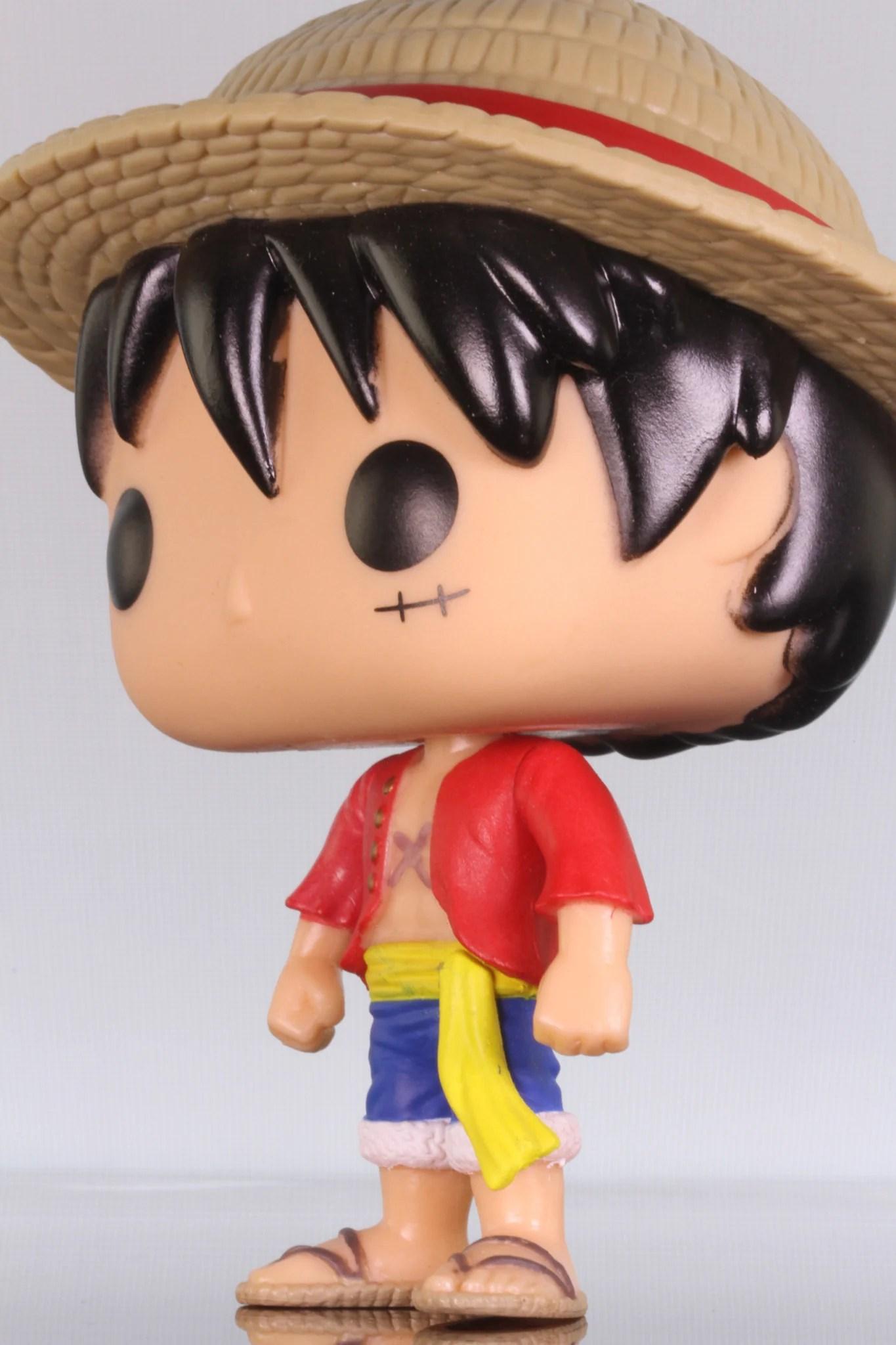 Funko Pop Animation. Shonen Jump One Piece. Monkey. D. Luffy #98 – Sausalito Ferry Co