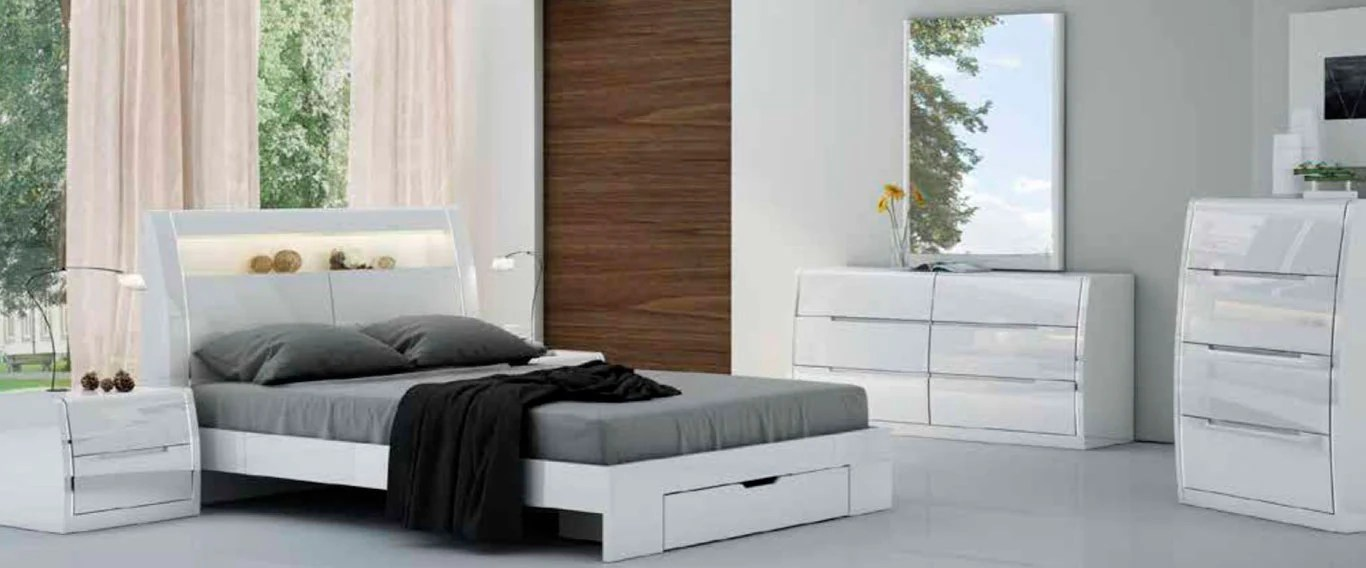 chambre a coucher moderne meublescasa
