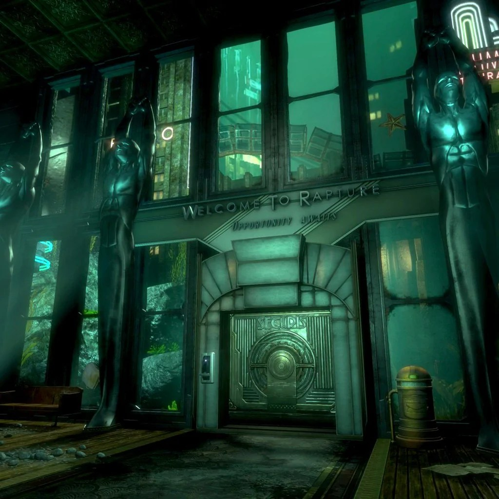 Buy Bioshock Remastered Pc Game Steam Cd Key – Cuitan Dokter