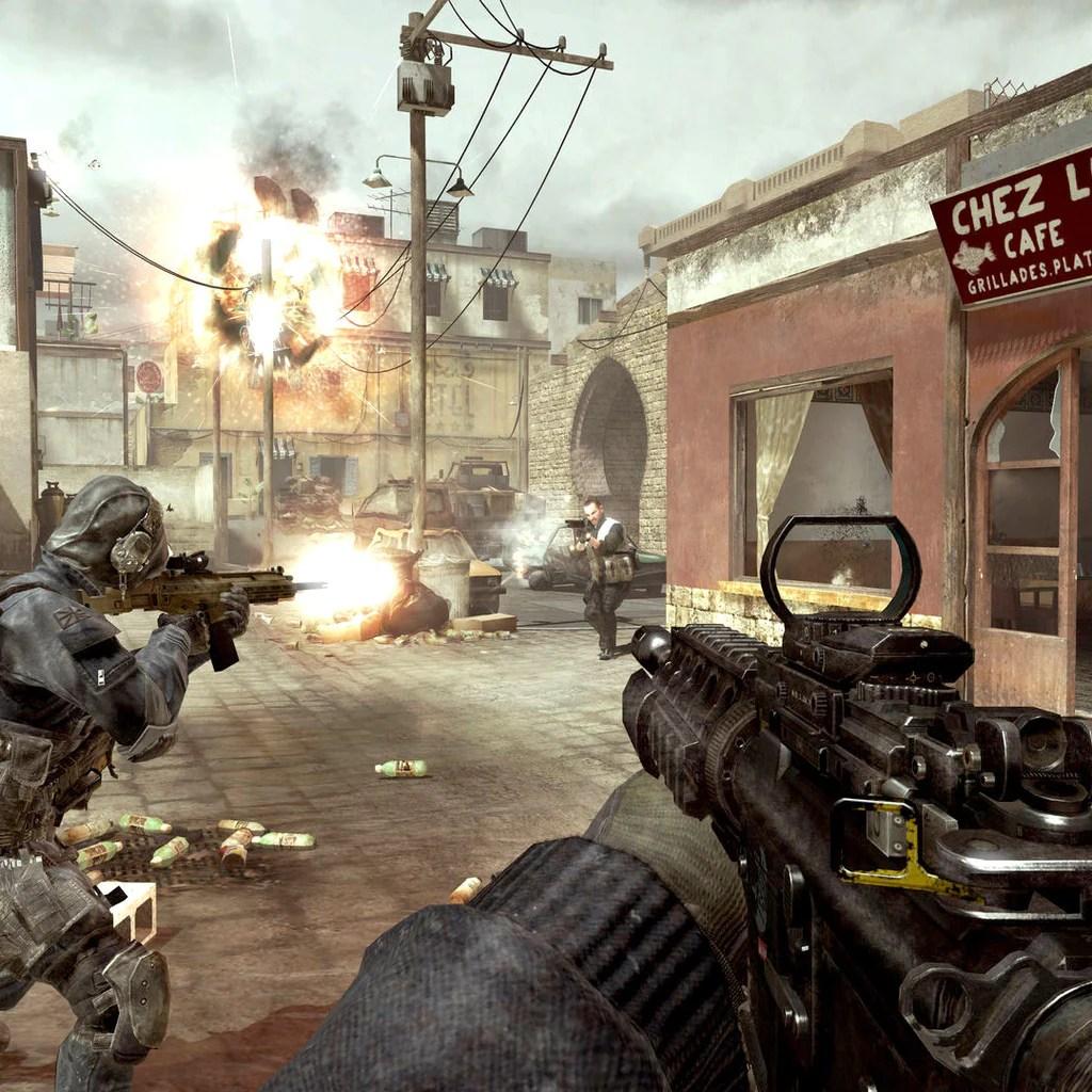 Buy Call Of Duty Modern Warfare 3 Pc Game Steam Digital