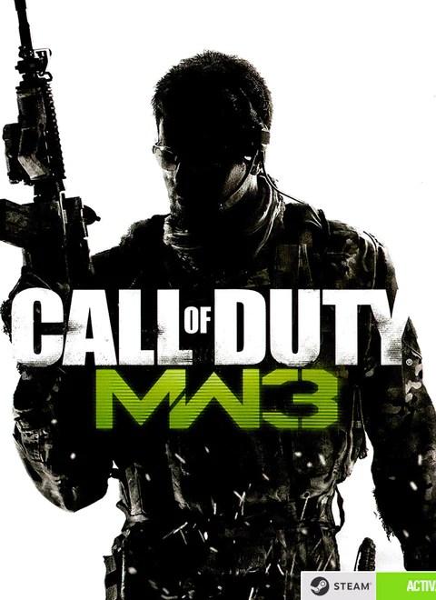 Call Of Duty Modern Warfare 3 Download Single Link : modern, warfare, download, single, Duty:, Modern, Warfare, Steam, Digital, Download,, Games