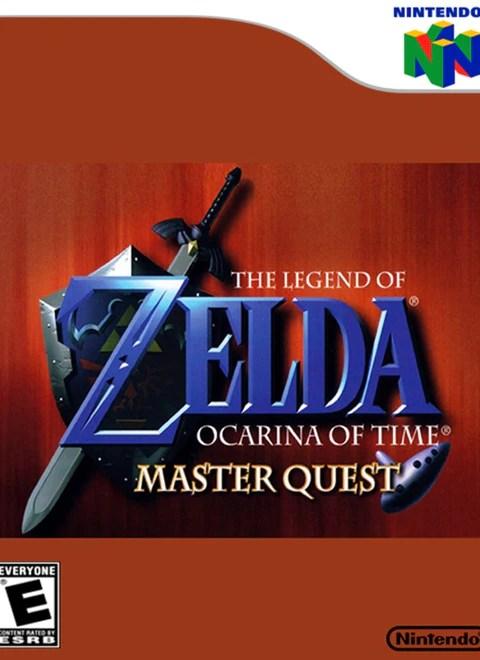 The Legend Of Zelda Ocarina Of Time : legend, zelda, ocarina, Legend, Zelda:, Ocarina, Master, Quest, Nintendo, Games