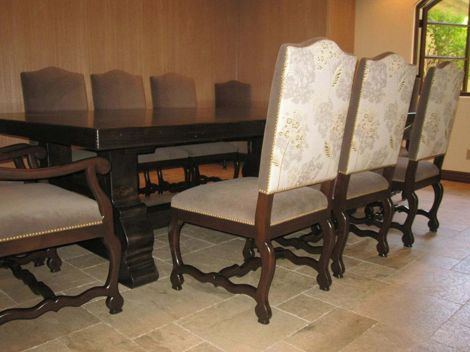 dining chair covers in spanish home theater chairs india room vignettes  mortise and tenon