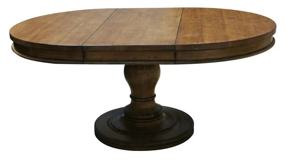 Chairs Oak Table Dining Antique And