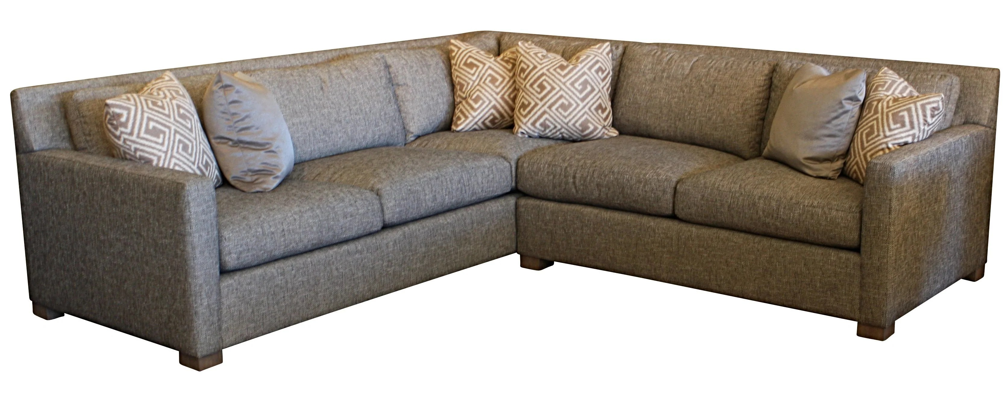 custom sectional sofa wooden chair designs seattle mortise tenon