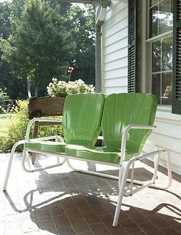 american garden furniture vintage