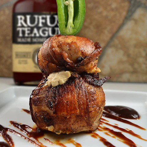 bacon wrapped bbq jalapeno