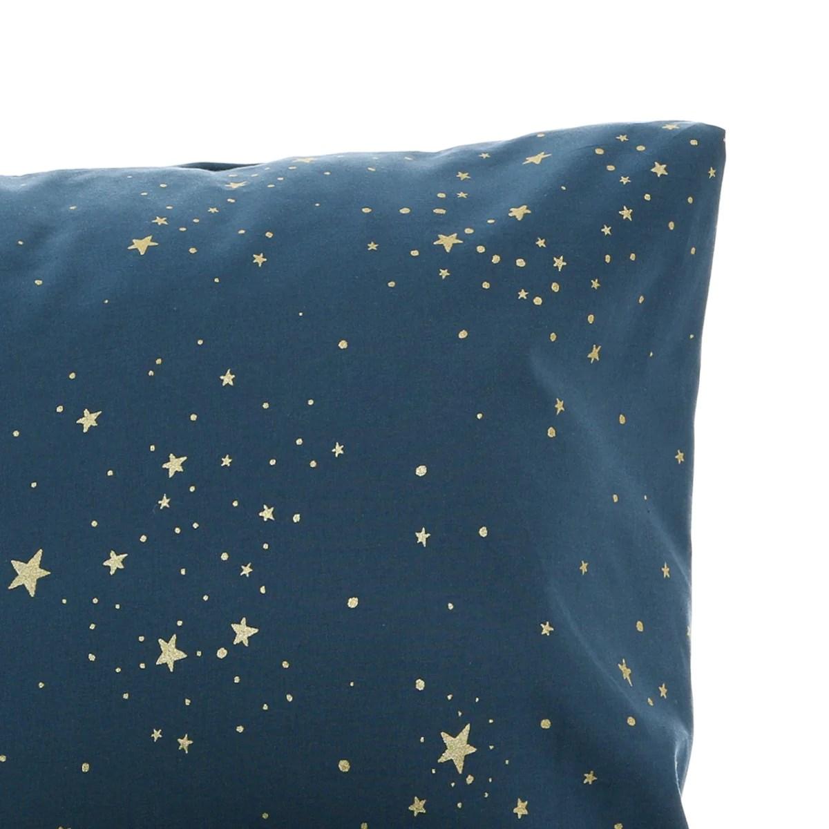 Bettwäsche Mit Sternen Blau Schiesser Feinbiber Bettwäsche Sterne