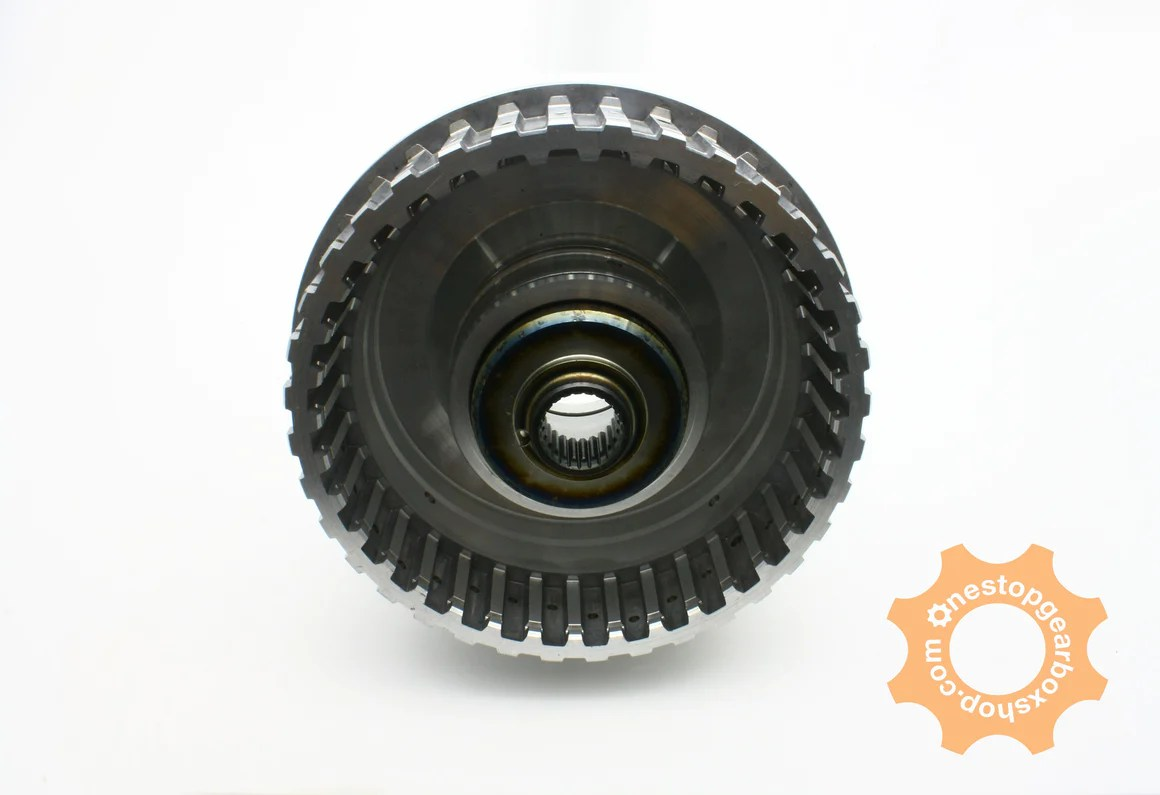 small resolution of  vauxhall opel 6t40 6t45 6t50 automatic gearbox drum