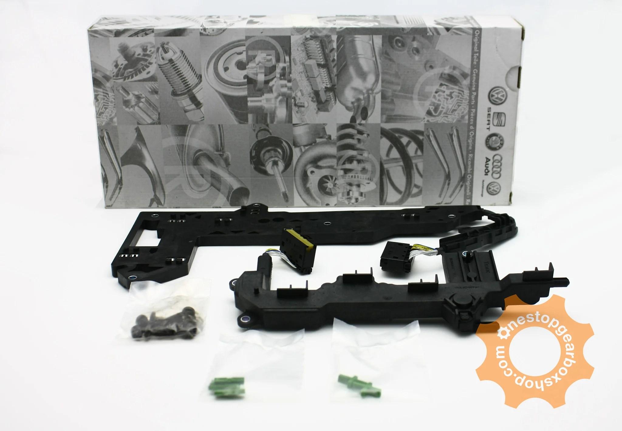 medium resolution of audi 0b5 dl501 automatic gearbox wiring harness repair kit