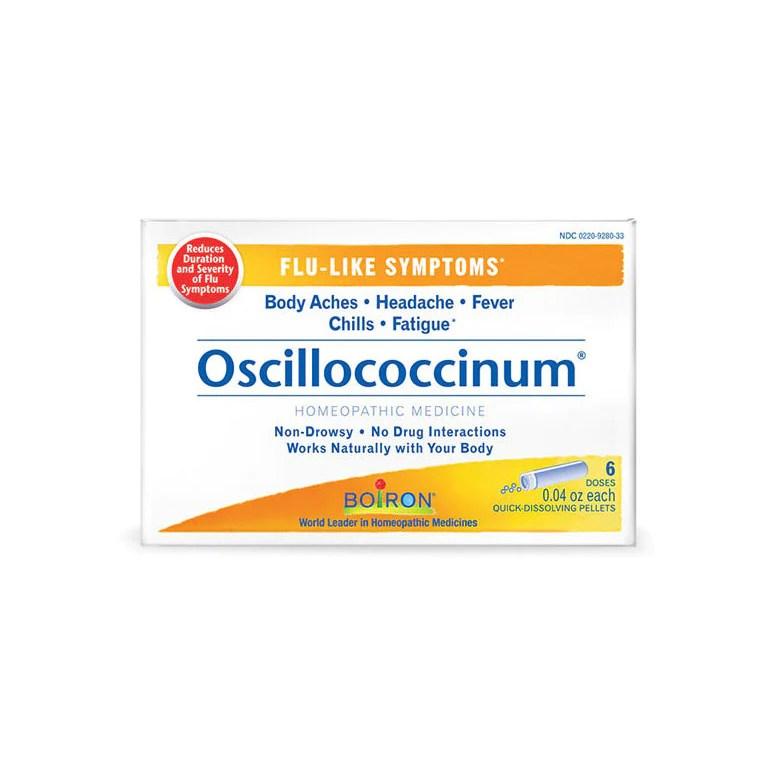 Oscillococcinum for Flu-Like Symptoms | New London Chelsea