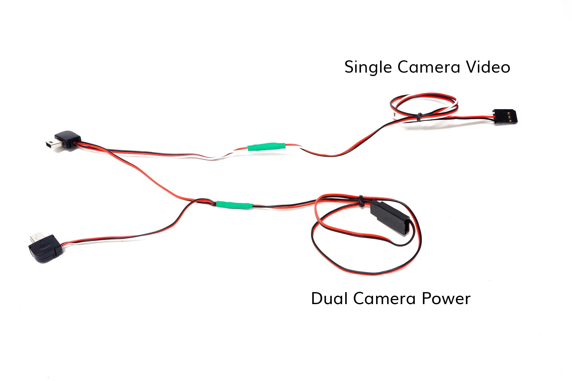 hight resolution of  survey3 2 usb power fpv cable