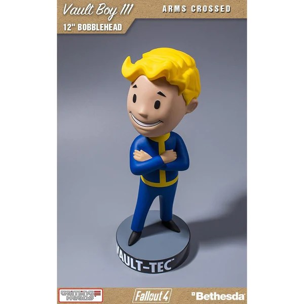 gaming heads fallout 4