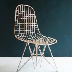 Chair Design Buy Boat Deck For Sale Upholstered Retro Rocker Mist Grey 17 5 X 19 38 In Coated Iron Chairs And Benches
