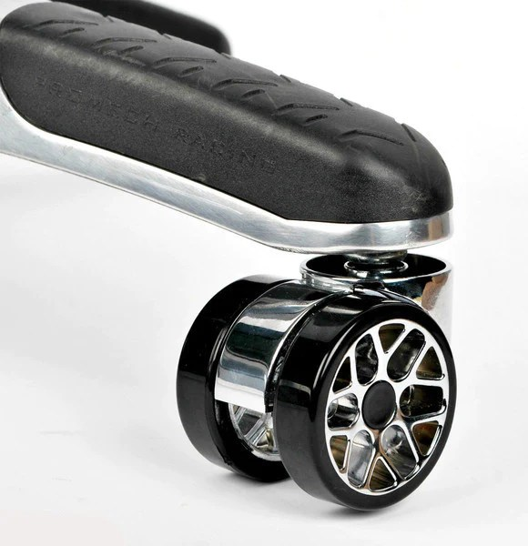 office chair castors rental new orleans promech racing spare wheels for low profile alloy wheel replacement