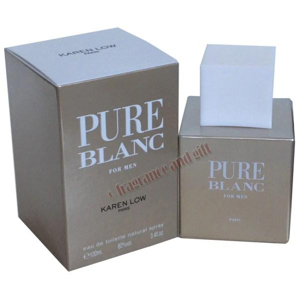 09d17fb34ec Karen Low Pure Blanc Cologne