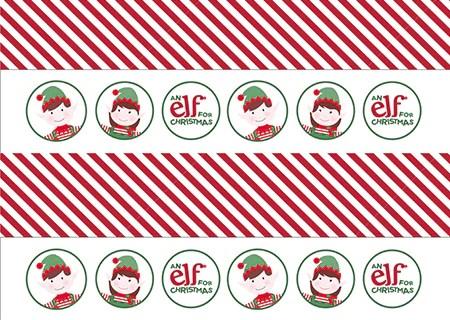 christmas elf activity sheets