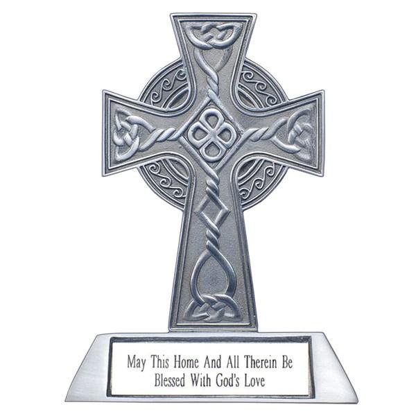 ON SALE Celtic House Blessing Cross 40 OFF Celebrate Faith