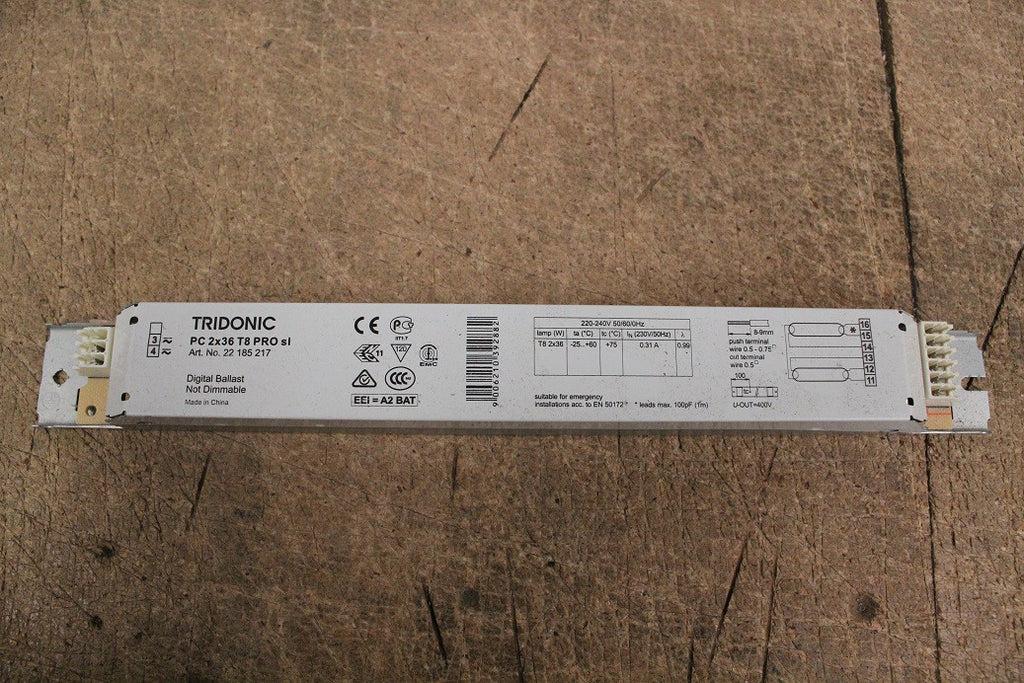 2x36w T8 Fluorescent Tube Ballast