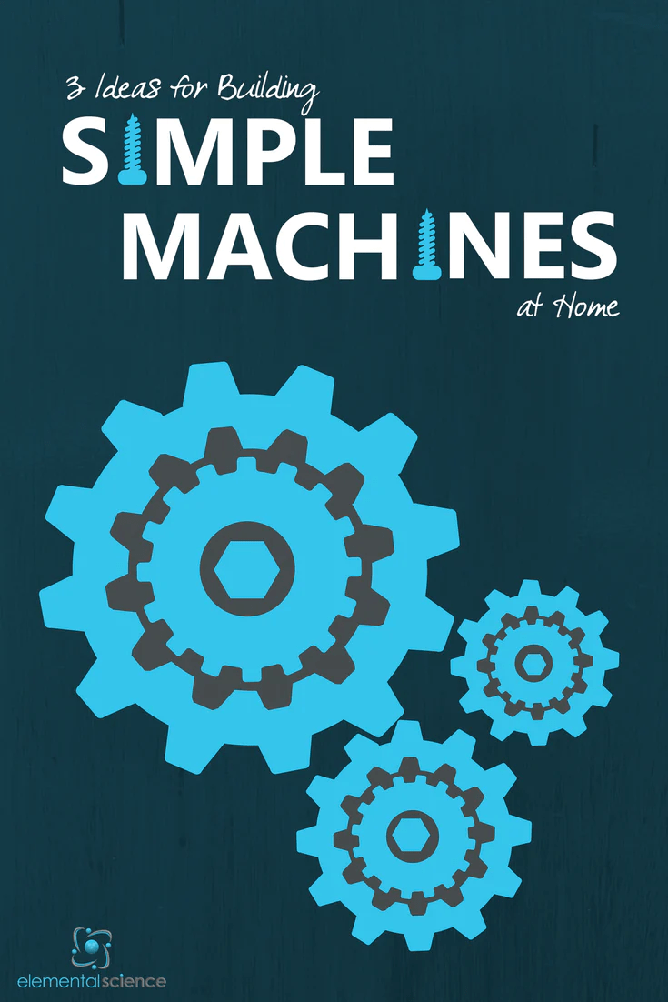 3 Ideas for Building Simple Machines at Home - elementalscience.com [ 1102 x 735 Pixel ]