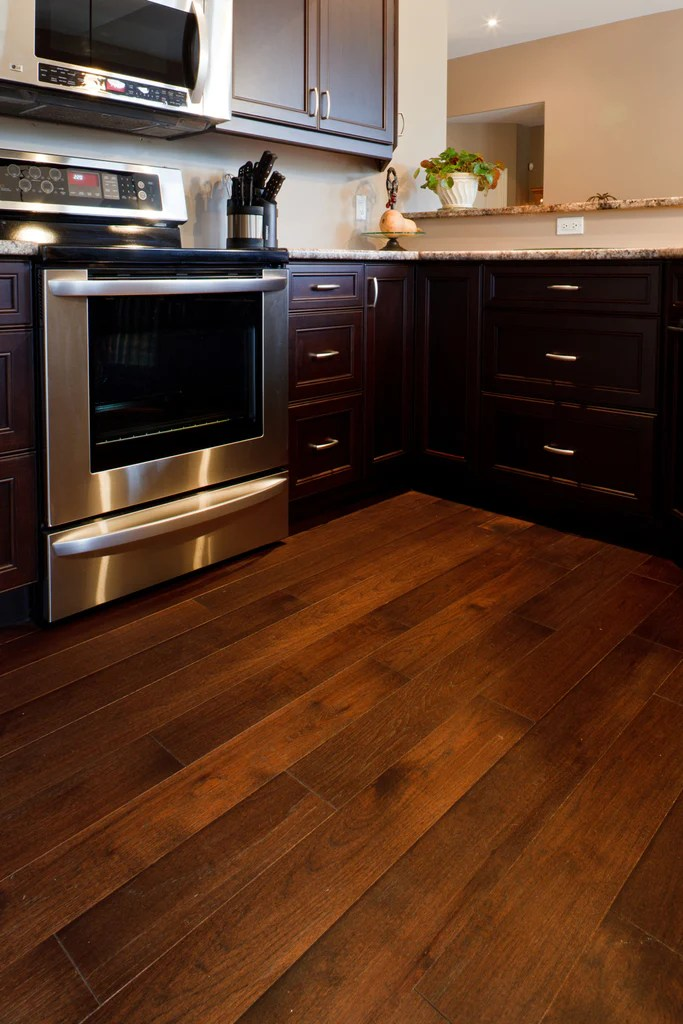 Hickory Espresso Hardwood Flooring  Gaylord Flooring