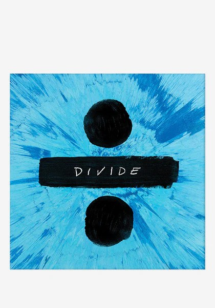 Ed Sheeran Divide 2 Lp Newbury Comics