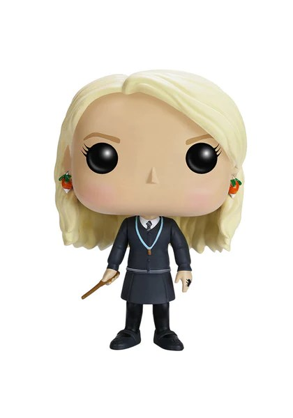 HARRY POTTERFunko Pop Movies Harry Potter  Luna Lovegood  Newbury Comics