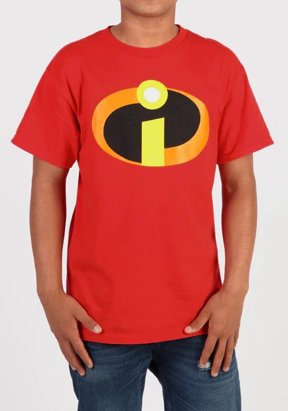 Incredibles The Incredibles Logo T Shirt Newbury Comics