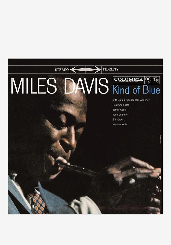 Kind Of Blue Miles Davis : miles, davis, Miles, Davis-Kind, LP-Vinyl, Newbury, Comics