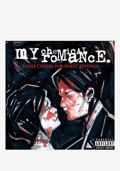 My Chemical Romance Three Cheers For Sweet Revenge LP