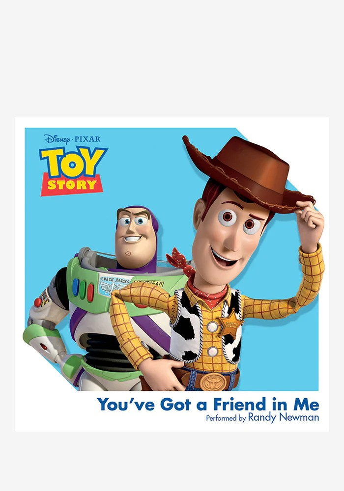 Soundtrack Toy Story You Ve Got A Friend In Me 3