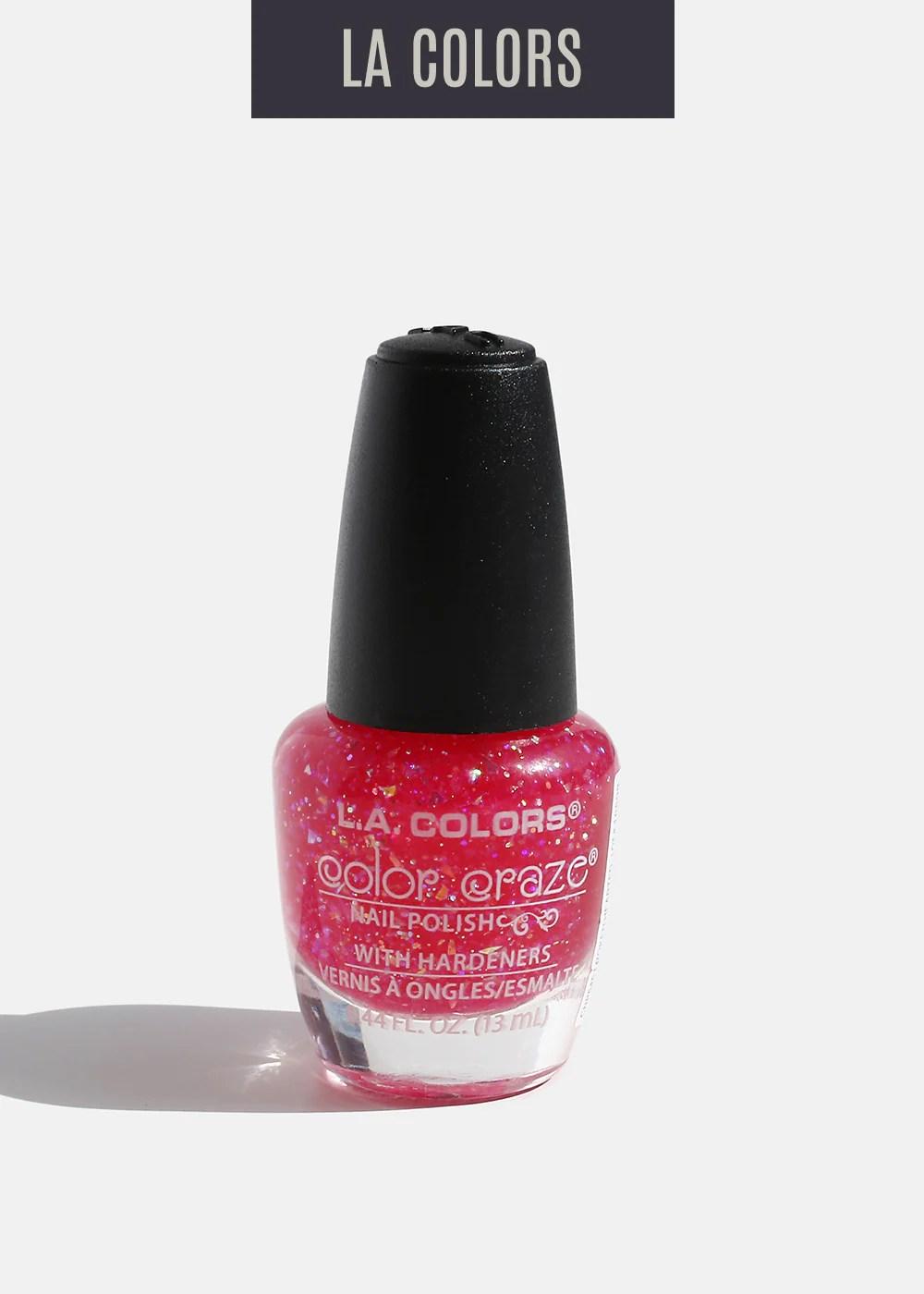 l. colors - color craze nail