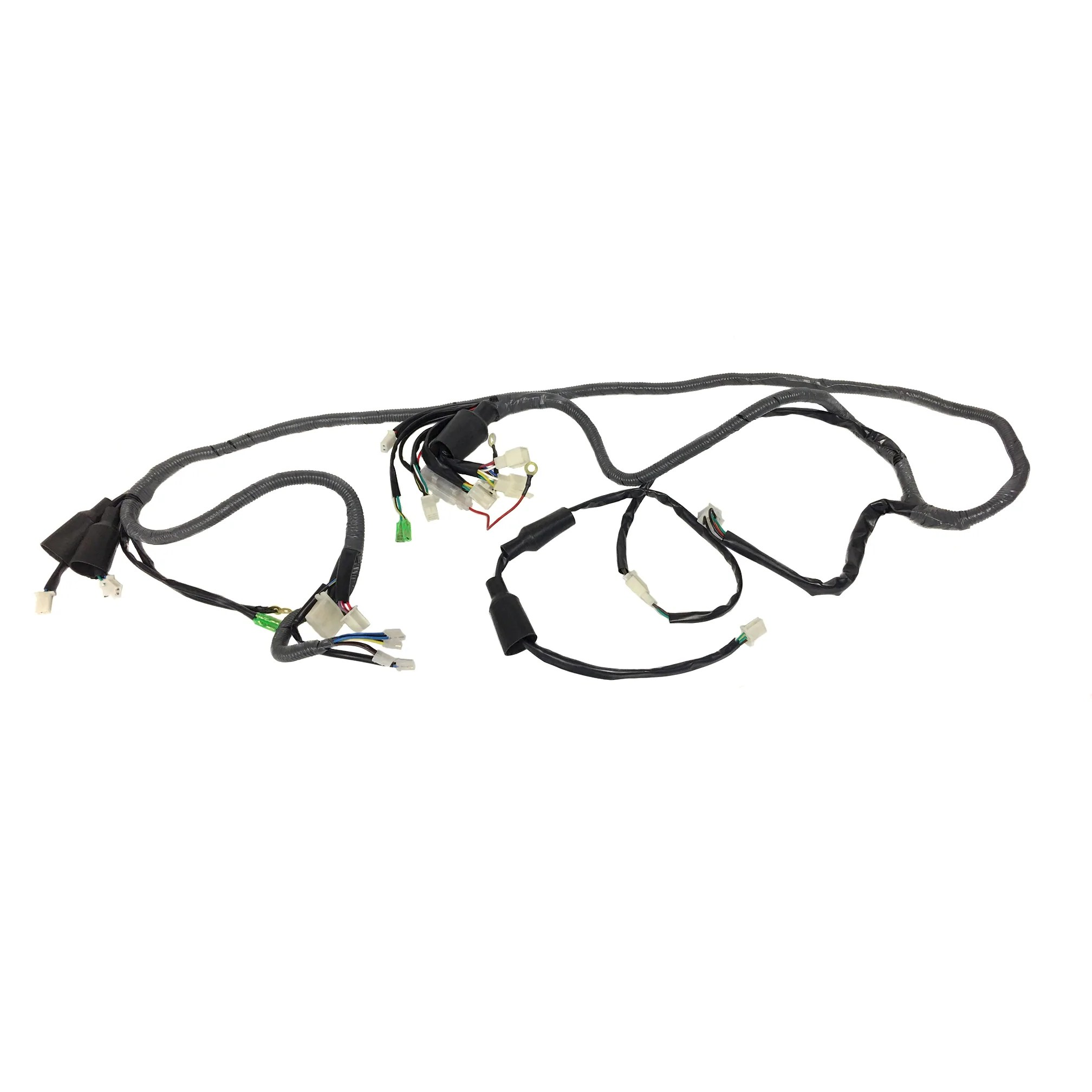 wiring harness for tao tao 110cc gk110 go kart vmc chinese parts  [ 2016 x 2016 Pixel ]