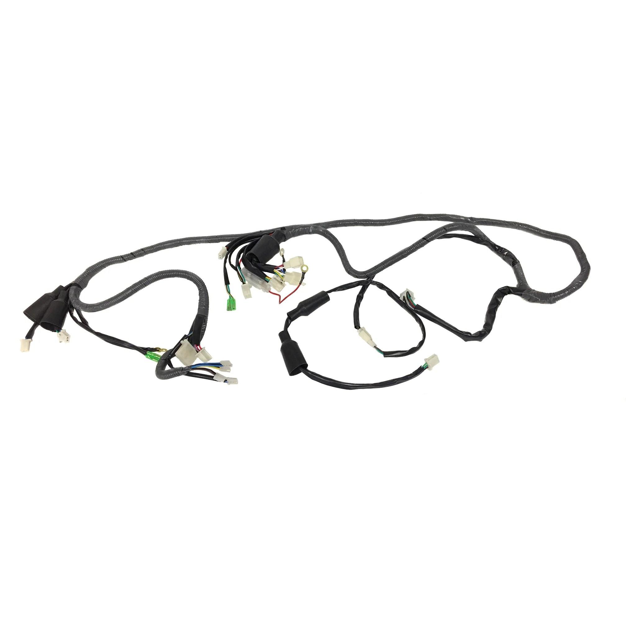 medium resolution of wiring harness for tao tao 110cc gk110 go kart vmc chinese parts