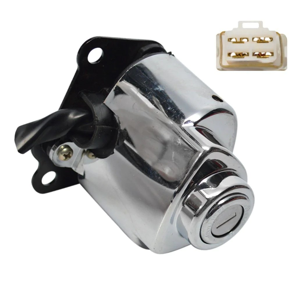 ignition key switch 5 wire honda rebel ca250 motorcycle version 3 vmc  [ 1024 x 1024 Pixel ]