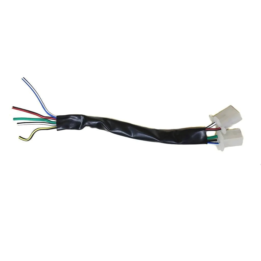 hight resolution of 6 pin wiring harness scooter wiring diagrams value 6 pin wiring harness scooter