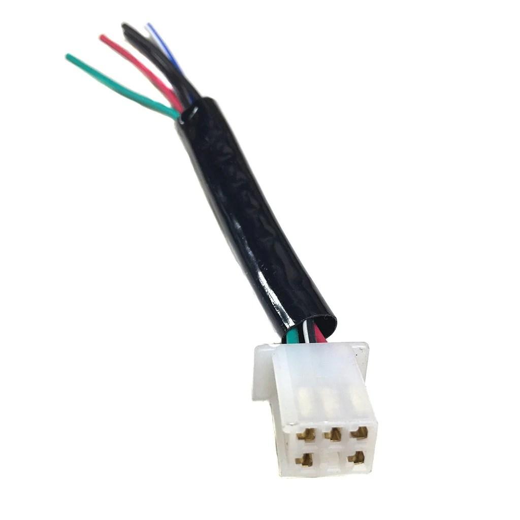 medium resolution of cdi wiring harness plug 5 wire 50cc to 135cc works with cdi 3 6 pin plug wiring harness plug