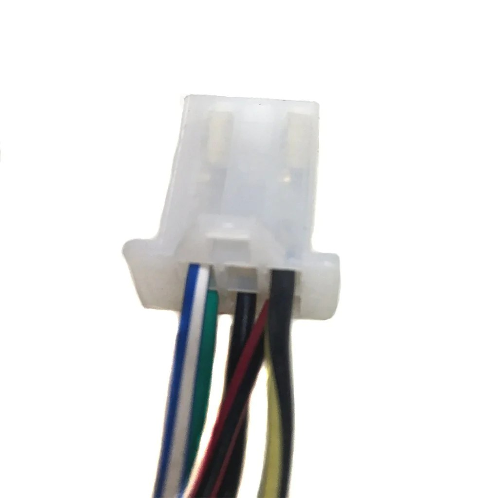small resolution of 6 pin cdi wiring harness plug 5 wire 50cc to 135cc works with 6 pin cdi wiring chinese cdi 5 pin wiring