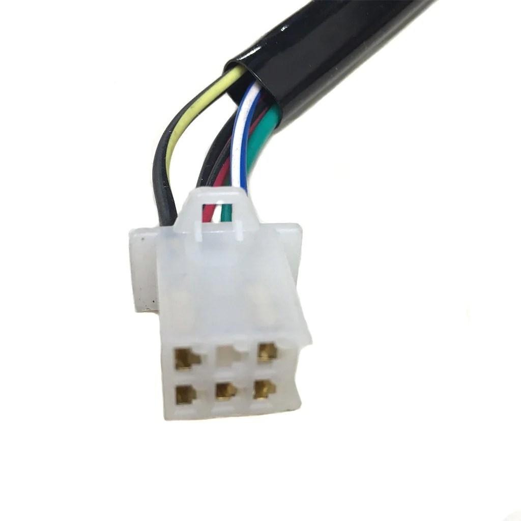 medium resolution of 6 pin wiring harness wiring diagram6 pin cdi wiring harness plug 5 wire 50cc to 135cc
