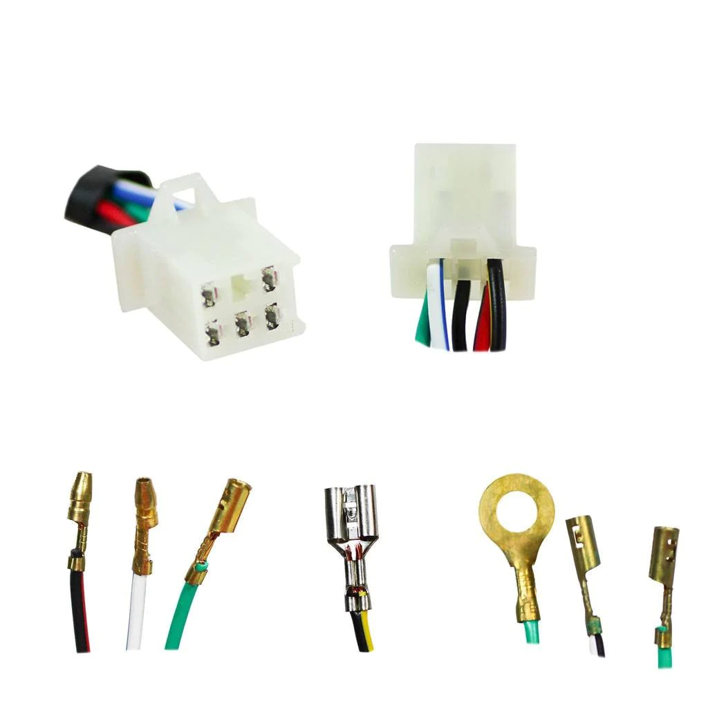 medium resolution of  atv universal test wiring harness vmc chinese parts