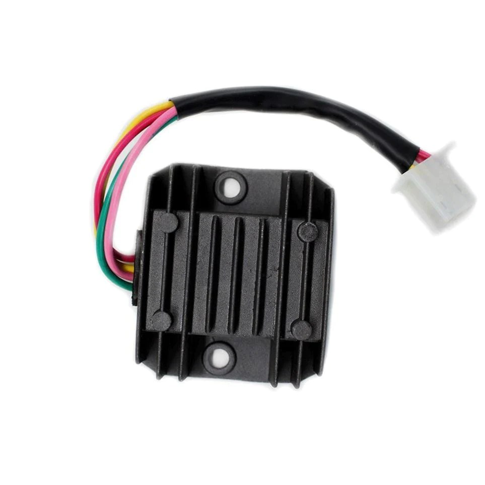 Chinese ATV Voltage Regulator Rectifier 4Wire 1Plug