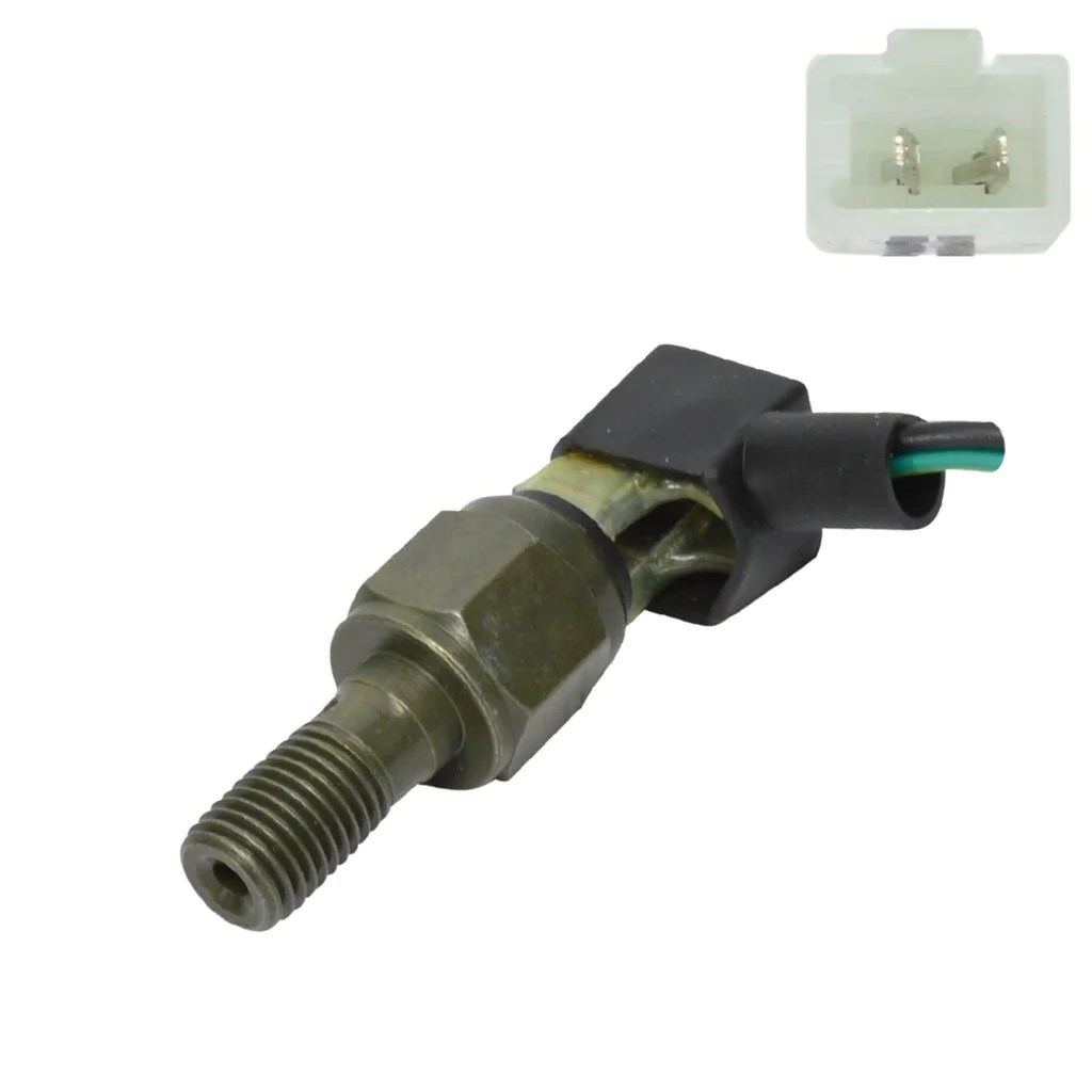 medium resolution of  hydraulic brake light safety switch with wiring harness version 6 vmc chinese parts