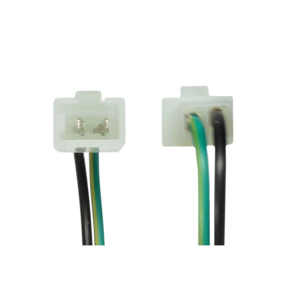 hight resolution of  hydraulic brake light safety switch with wiring harness version 6 vmc chinese parts