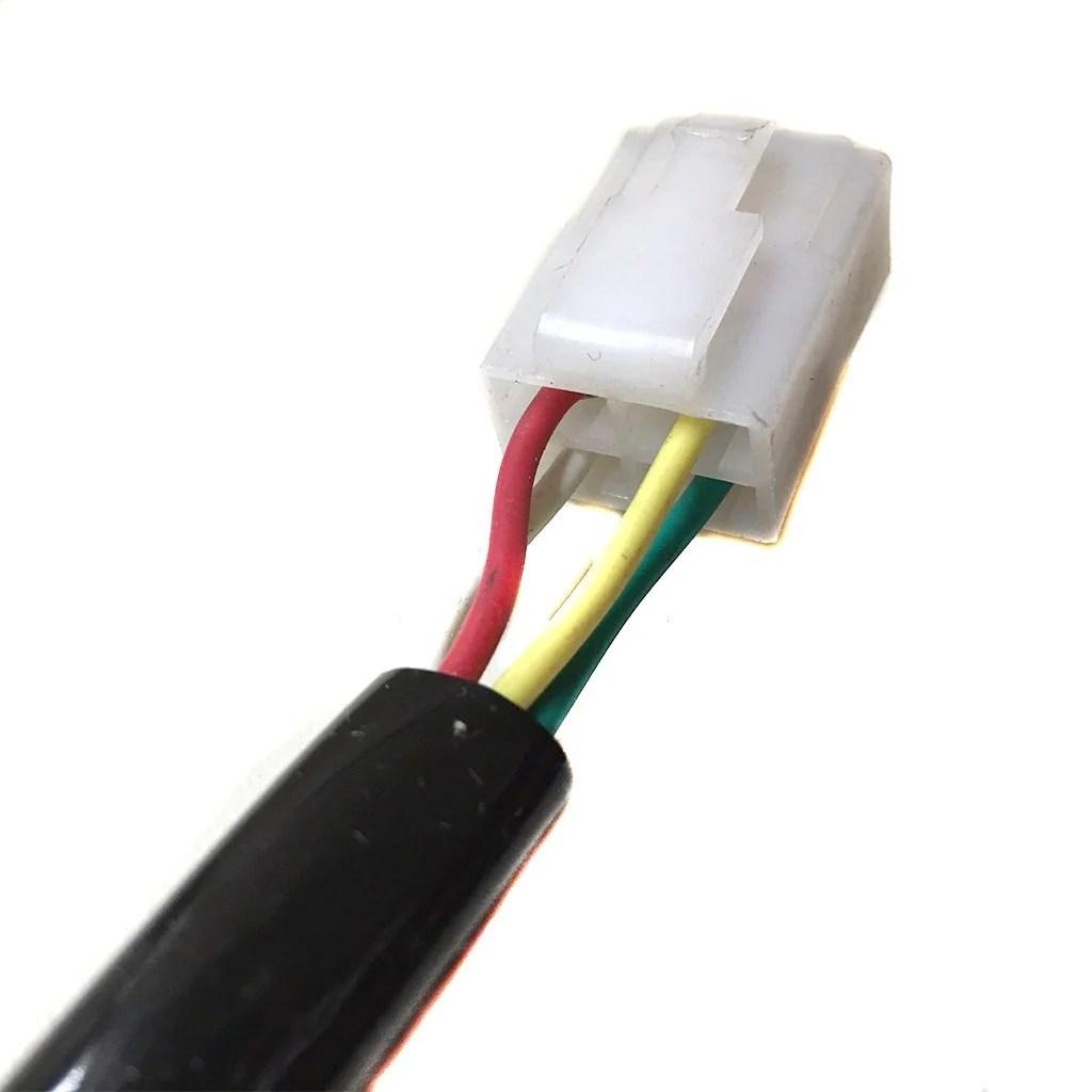 voltage regulator wiring harness plug 4 wires vmc chinese parts  [ 1024 x 1024 Pixel ]