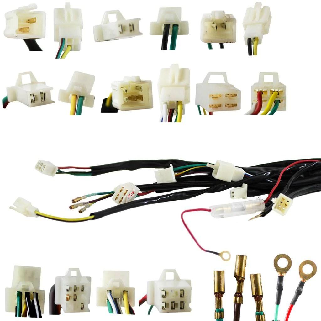 wiring harness for tao tao ata110d atv tao tao 125 atv wiring harness tao tao wiring harness [ 1024 x 1024 Pixel ]