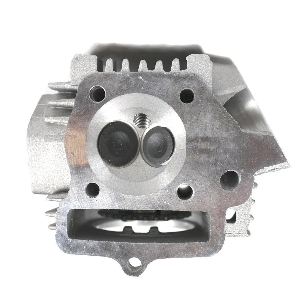 small resolution of cylinder head assembly 47mm 90cc atvs vmc chinese parts