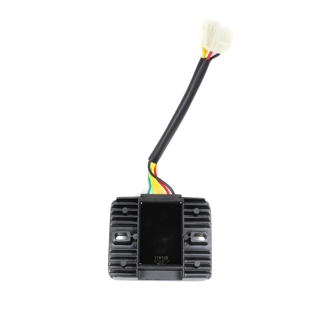 hight resolution of voltage regulator 6 wire 2 plug for yamaha linhai 250cc 260cc 300cc version