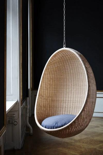 Sika Design Nanna Ditzel Hanging Egg Chair  touchGOODS