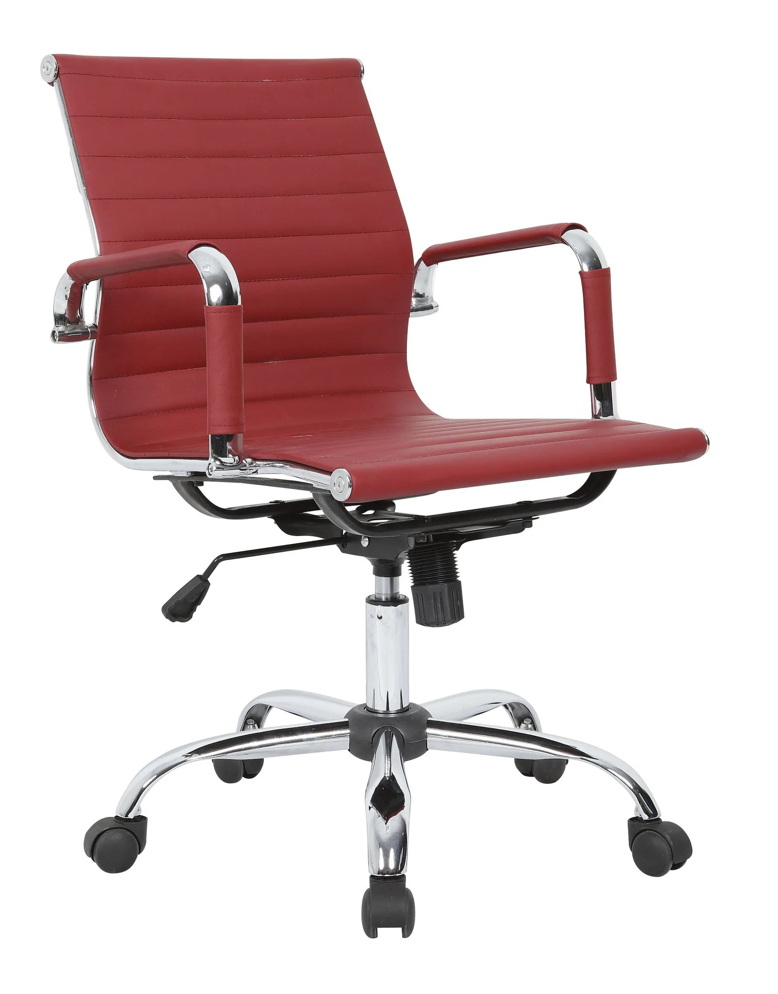 stylish office chairs uk at marshalls home goods red designer chair  outlet