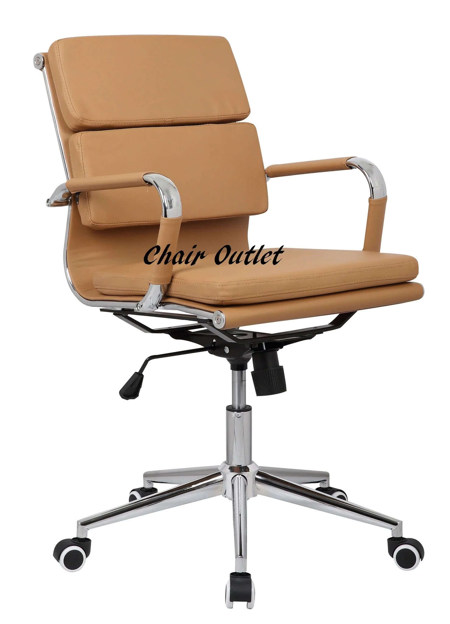 Tan Designer Office Chair  Chair Outlet